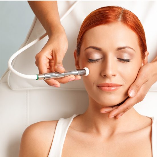 microdermabrasion therapy